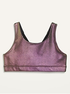 Go-Dry Strappy Sports Bra for Girls