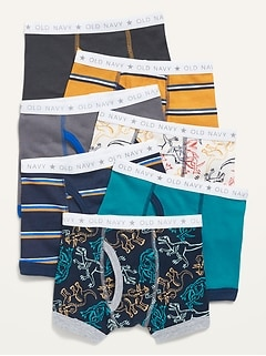 Boxer Brief 7-Pack for Toddler Boys