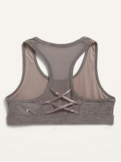 Soutien-gorge d'entraînement Go-Dry à dos nageur et garniture en maille pour fille