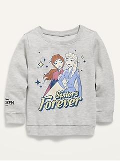 Disney© Graphic Pullover Sweatshirt for Toddler Girls