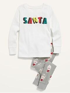Pyjama à imprimé pour tout-petit et bébé