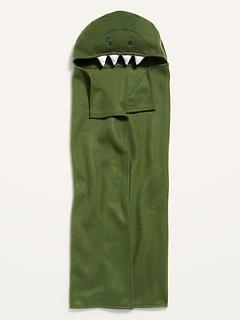 Micro Performance Critter Hooded Blanket for Toddler