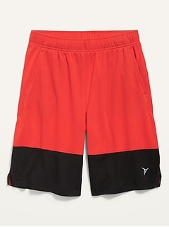 Go-Dry Mesh Basketball Shorts for Boys