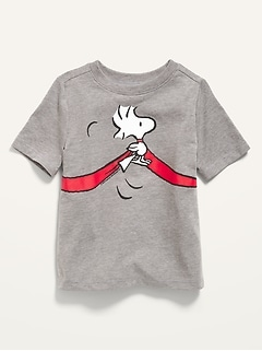 Peanuts® Matching Graphic Tee for Toddler Boys