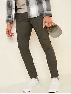 Slim Taper Ultimate Tech Cargo Pants for Men