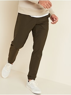 Slim Go-Dry Cool Hybrid Jogger Pants for Men