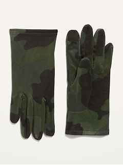 Go-Dry Text-Friendly Performance Gloves for Women