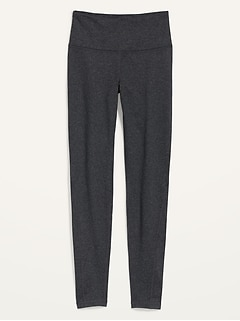 High-Waisted Elevate CozeCore Leggings For Women