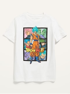 Gender-Neutral Dragon Ball Super™ Graphic Tee for Kids