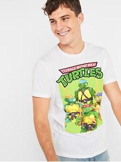 T-shirt unisexe Teenage Mutant Ninja TurtlesMD pour homme et femme