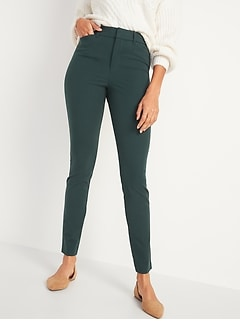 All-New High-Waisted Pixie Ankle Pants for Women