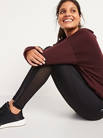 High-Waisted Elevate Powersoft Run Leggings for Women