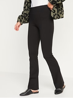 High-Waisted Stevie Boot-Cut Pants for Women