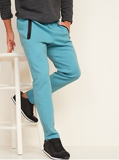 Dynamic Fleece Tapered-Fit Sweatpants for Men