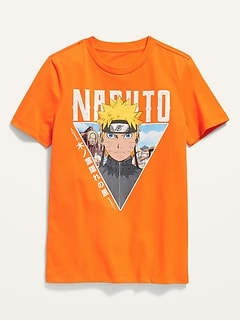 Naruto™ Gender-Neutral Graphic T-Shirt for Kids