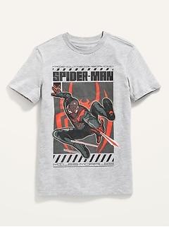 Marvel Comics™ Spider-Man Gender-Neutral T-Shirt  for Kids