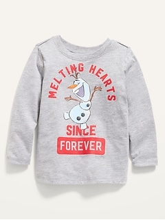 Unisex Disney© Frozen™ Olaf™ Long-Sleeve Tee for Toddler