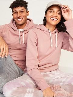 Classic Gender-Neutral Pullover Hoodie for Men & Women