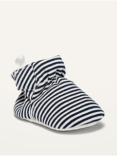 Unisex Cozy Secure-Close Booties for Baby