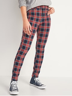 Pantalon tout nouveau Pixie à taille haute pleine longueur