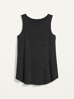 Luxe Jersey Swing Tank for Women