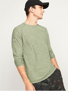 Ultra-Soft Breathe ON Long-Sleeve Tee