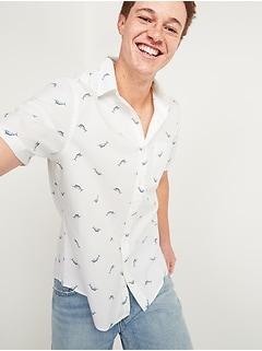 Everyday Short-Sleeve Shirt for Men