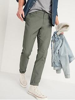 Slim Ultimate Built-In Flex Chino Pants for Men
