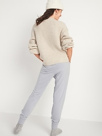 Mid-Rise Live-In Jogger Sweatpants for Women