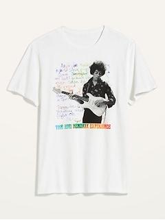 T-shirt à imprimé culture pop utilisé sous licence unisexe pour Adulte