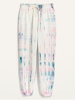 Extra High-Waisted Vintage Specially Dyed Sweatpants for Women