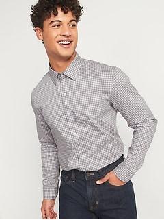 All-New Slim-Fit Pro Signature Performance Dress Shirt for Men