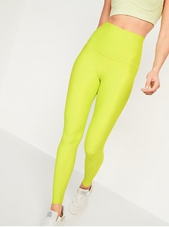 Extra High-Waisted Powersoft Light Compression Hidden-Pocket Leggings for Women
