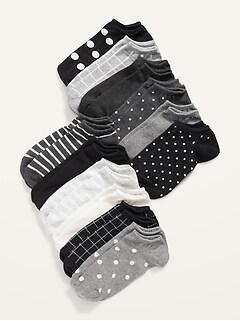 Ankle Socks 12-Pack for Women