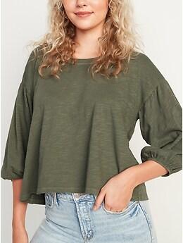 Moonshine fashion ° Superposé Tunique Shirt Application A-ligne ~ Baie ~ 2//3