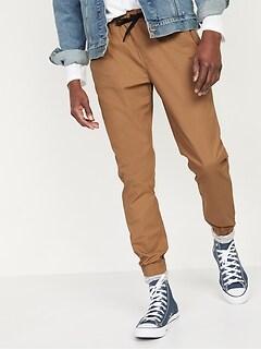 Slim Ultimate Tech Chino Jogger Pants for Men