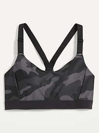 Medium Support Powersoft Adjustable-Strap Sports Bra