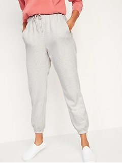 Extra High-Waisted Vintage Sweatpants for Women
