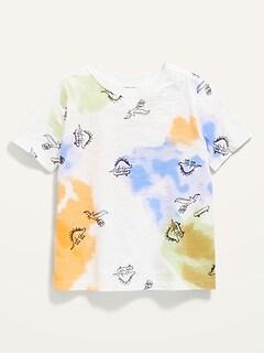 T-shirt imprimé à manches courtes pour Tout-petit