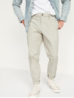 Athletic Ultimate Built-In Flex Chino Pants for Men