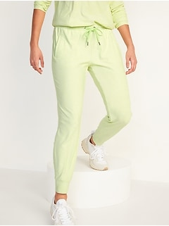 Mid-Rise Breathe ON Jogger Pants for Women