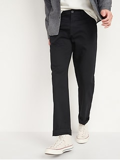 Loose Ultimate Built-In Flex Chino Pants for Men