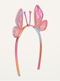 Butterfly Sparkle Headband for Kids