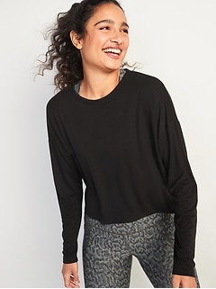 UltraLite All-Day Long-Sleeve Tee for Women
