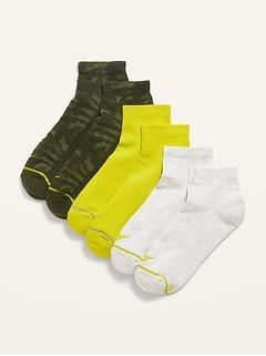Chaussettes sport à la cheville pour femme (paquet de5paires)