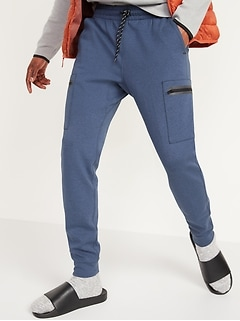 Dynamic Fleece Cargo Jogger Pants for Men