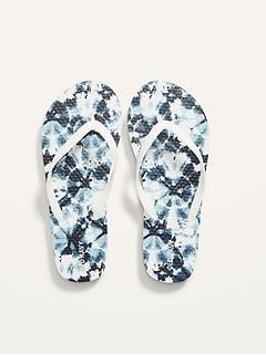 Sandales de plage à imprimé pour Fille