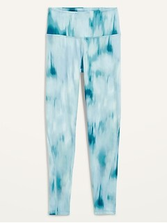 High-Waisted CozeCore 7/8-Length Leggings for Women