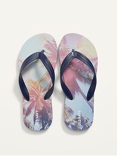 Sandales de plage à imprimé pour Garçon
