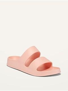 Sandales de piscine moulées en vinyle pour Fille